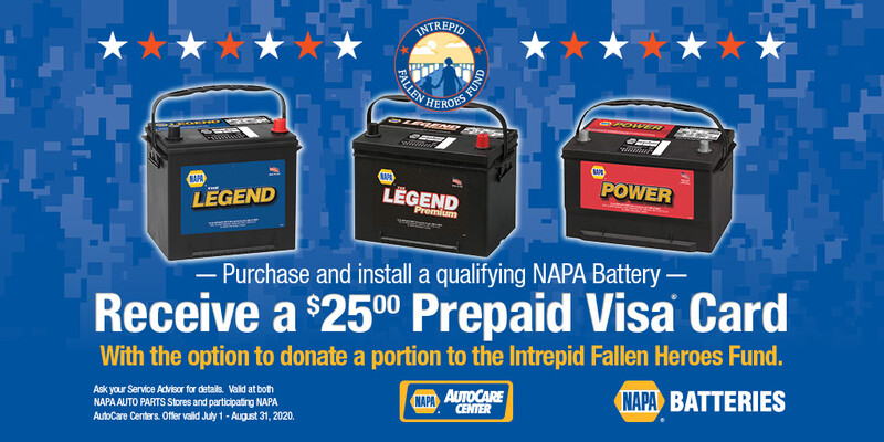 Summer Battery Promotion